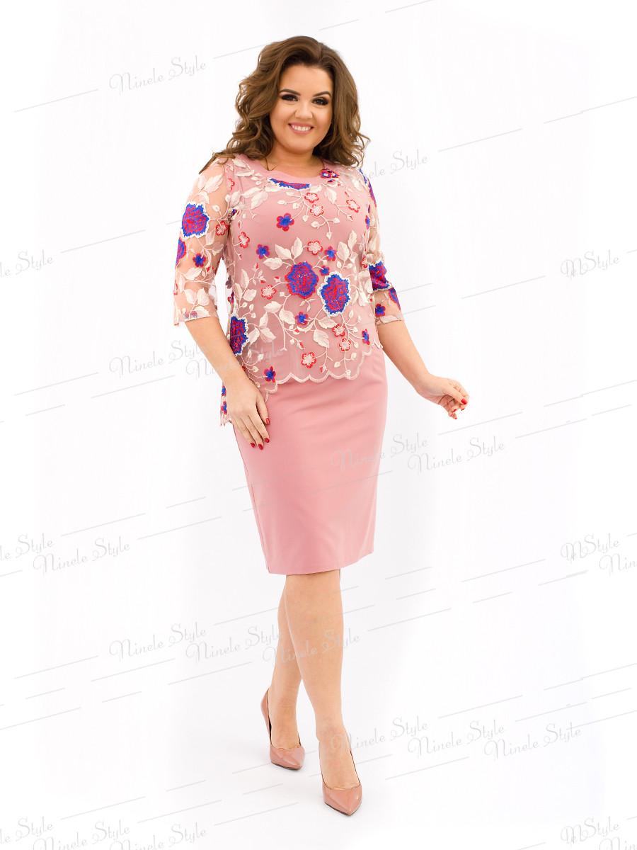 Платье женское модель 326 54