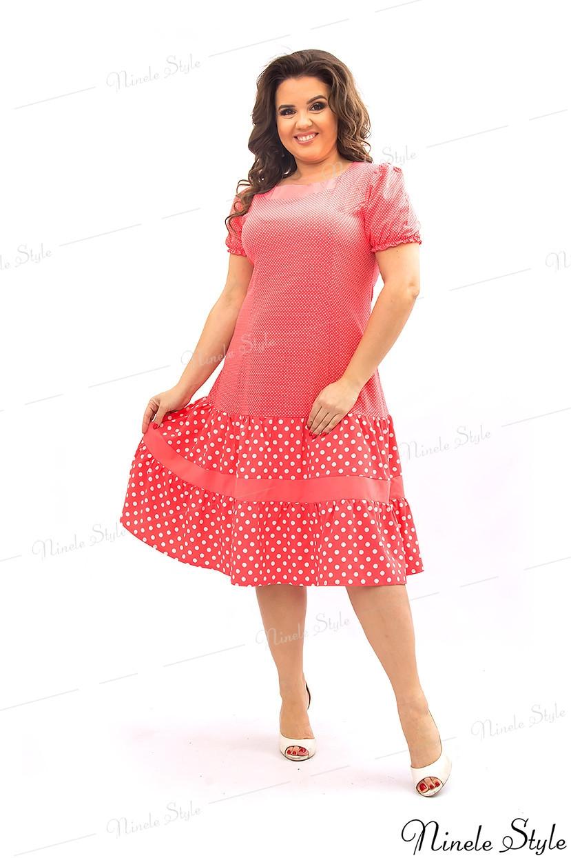 Платье женское модель 196 54