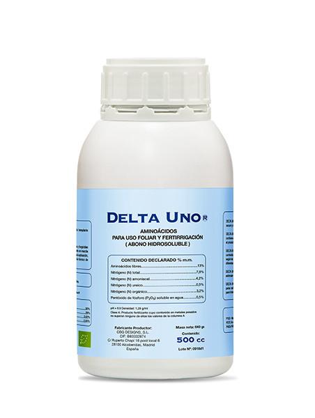 Cтимулятор корневой системы Delta Uno 500 мл