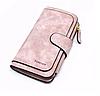 Женский кошелек розовый 0167