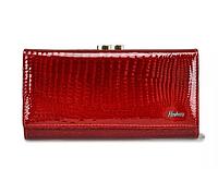 Жіночий гаманець HH червоний 0676, фото 1