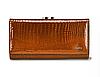 Жіночий гаманець HH коричневий 0678