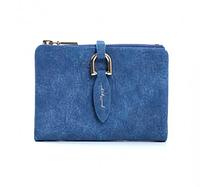 Женский кошелек синий 0173, фото 1