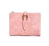 Женский кошелек розовый 0172