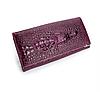 Женский кошелек фиолетовый 0200