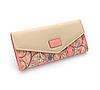 Жіночий гаманець рожевий 0457