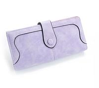 Женский кошелек фиолетовый 0461, фото 1