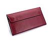 Жіночий гаманець червоний 0714