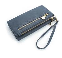 Женский кошелек DOLOVE синий 0720, фото 1