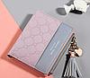 Жіночий гаманець DEABOLAR рожевий 0137