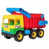 """Самосвал """"Middle truck"""" 39222 (Красный)"""