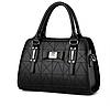 Женская сумка черная 0370