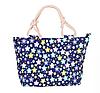 Женская сумка синяя 0670