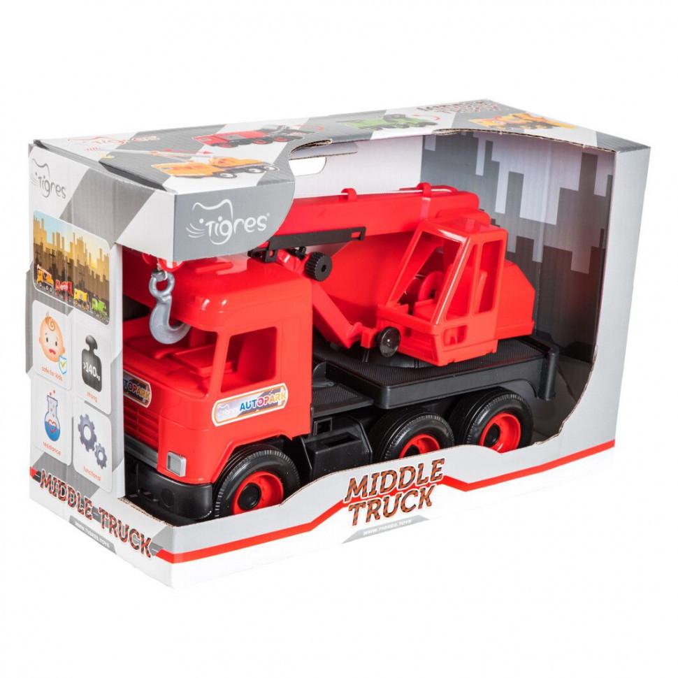 """Автокран """"Middle truck"""" 39487"""