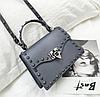 Женская сумка MIWIND серый 0961