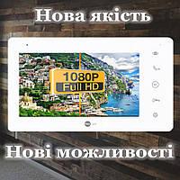 Якість FHD – Відеодомофон майбутнього