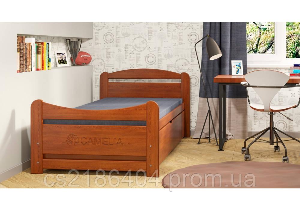"""Дерев*яне дитяче дноспальне ліжко сосна """" Лінарія"""""""