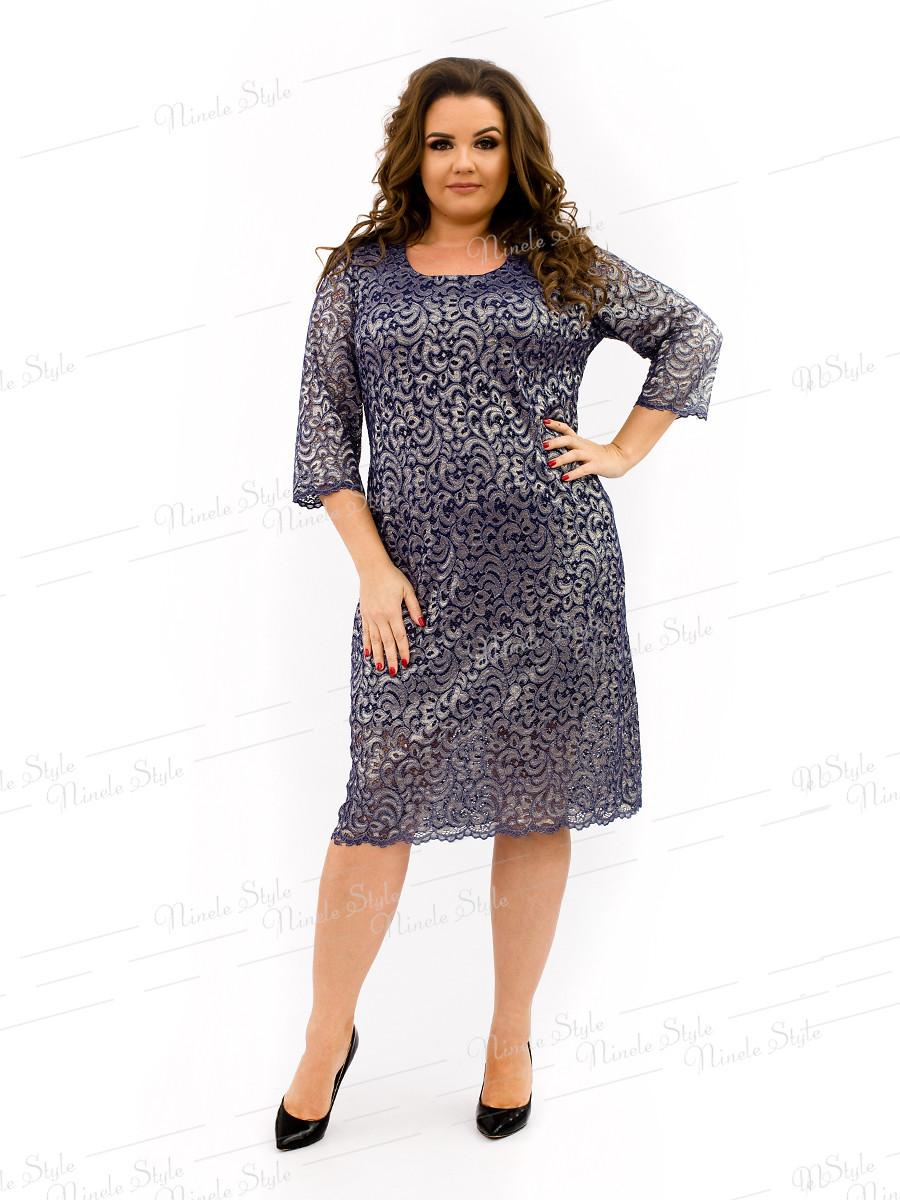 Платье женское модель 324-3 54