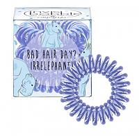 Резинки для волос INVISIBOBBLE из коллекции ORIGINAL Bad Hair Day? Irrelephant! васильковый 3шт/уп
