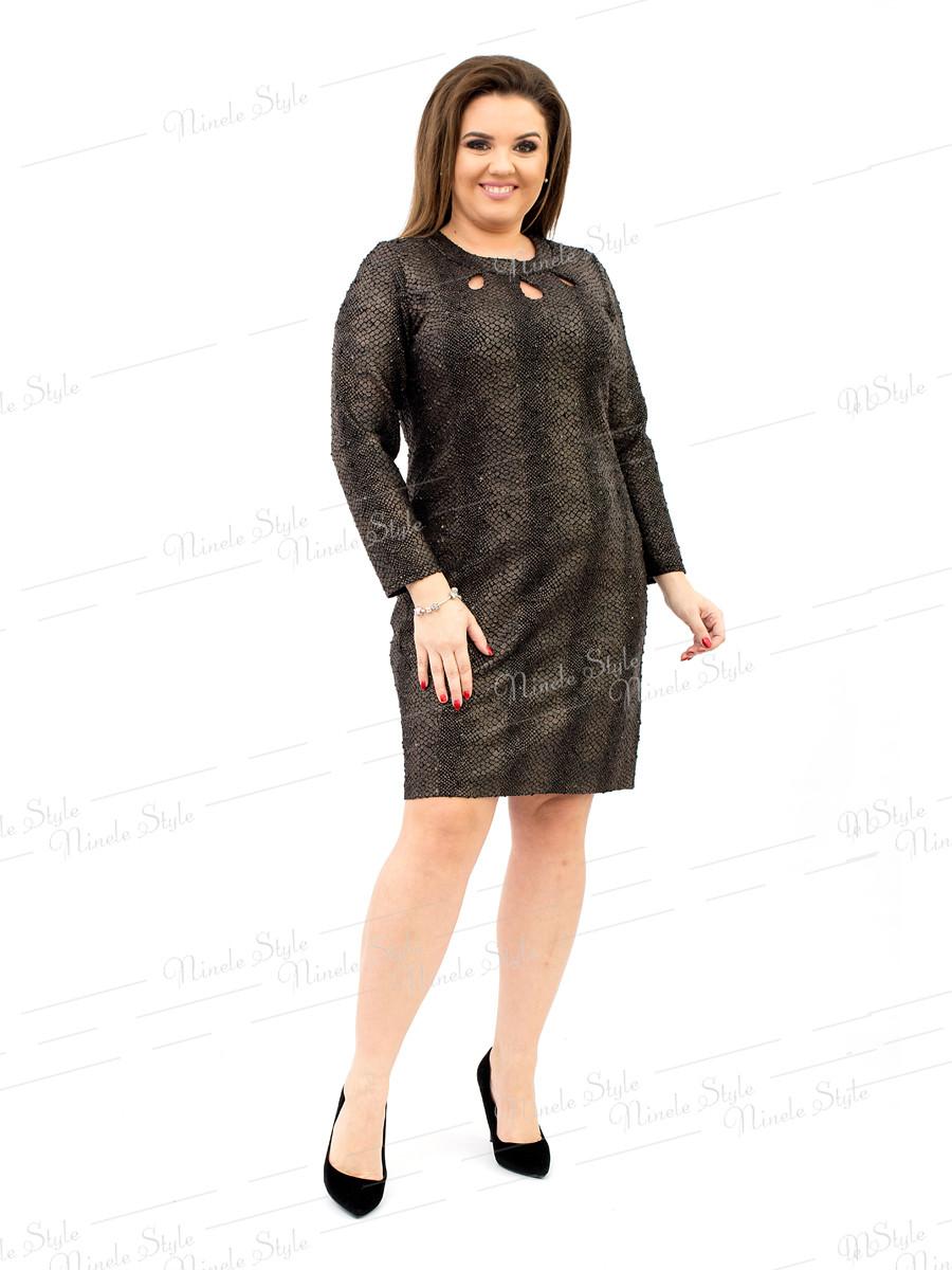 Платье женское модель 246 54
