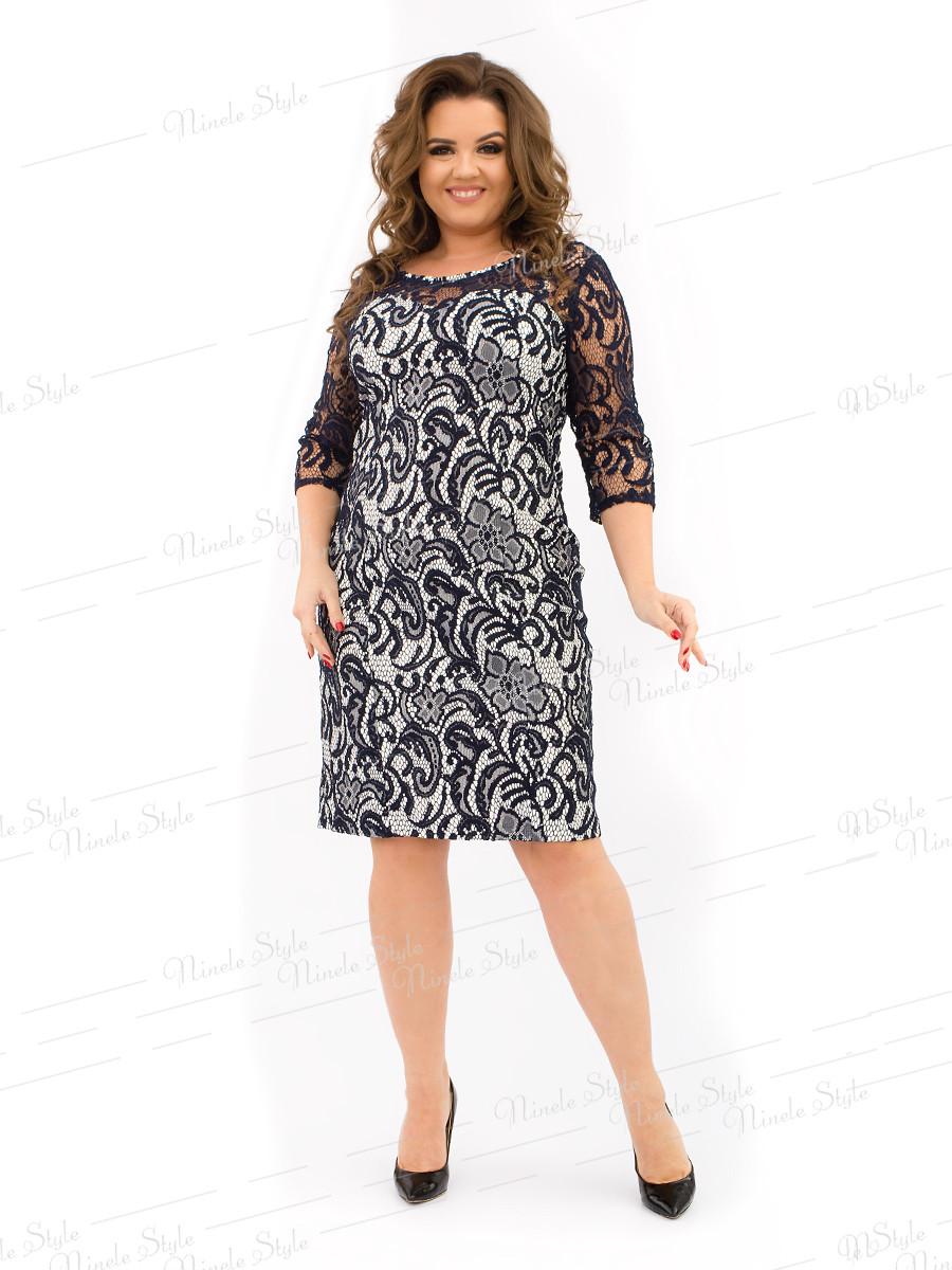Платье женское модель 331 54