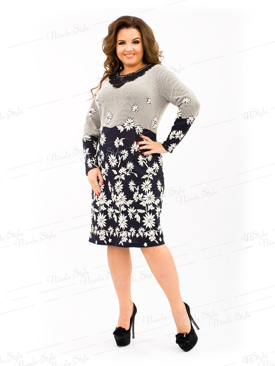 Платье женское модель 323 54