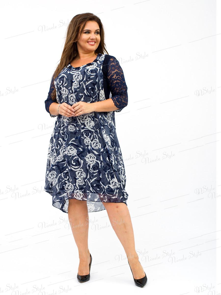 Платье женское модель 312 54
