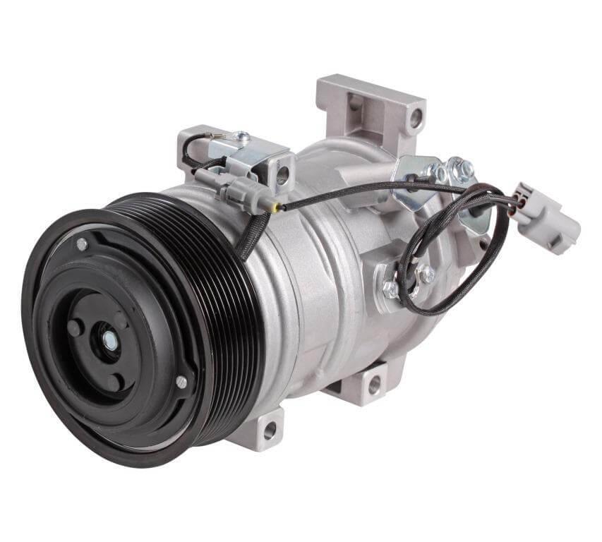Компрессор кондиционера Toyota Land Cruiser 200 (07-) 4.5D/4.6i