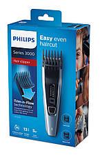 Набір для стрижки Philips HC3530/15 0.5-23 мм Чорний/ Синій, фото 2