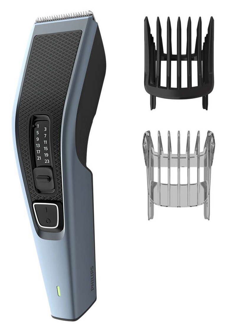 Набір для стрижки Philips HC3530/15 0.5-23 мм Чорний/ Синій