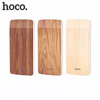 Power bank Hoco J5 Wooden 8000mAh (red oak), фото 1