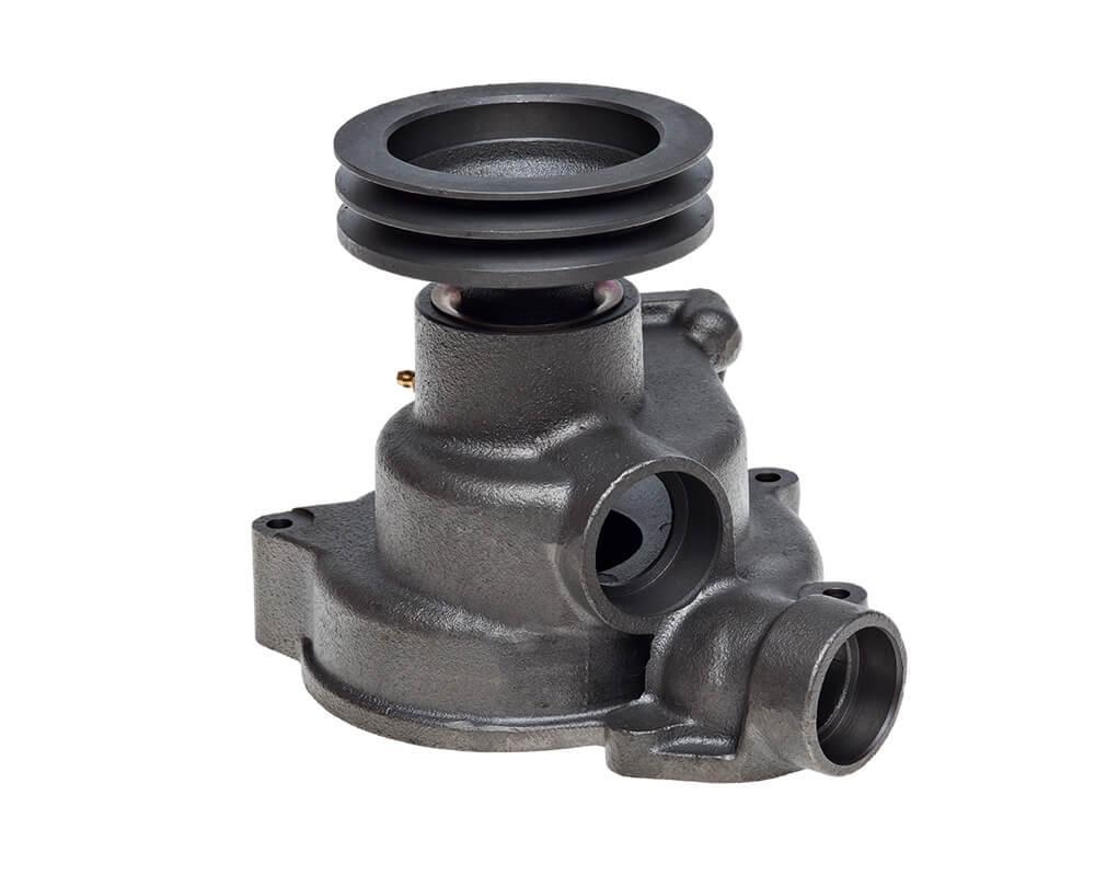 Насос водяной (Помпа) КамАЗ 740.13 Евро-1 (шкив 125мм)