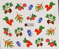 Слайды для ногтей, №А1396