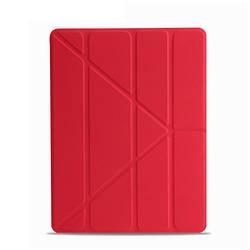 Чехол Smart Case для iPad 10.2 2019 триугольник Красный