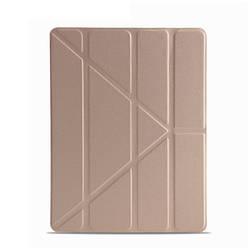 Чехол Smart Case для iPad 10.2 2019 триугольник Золотой