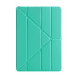 Чехол Smart Case для iPad 10.2 2019 триугольник Мятный