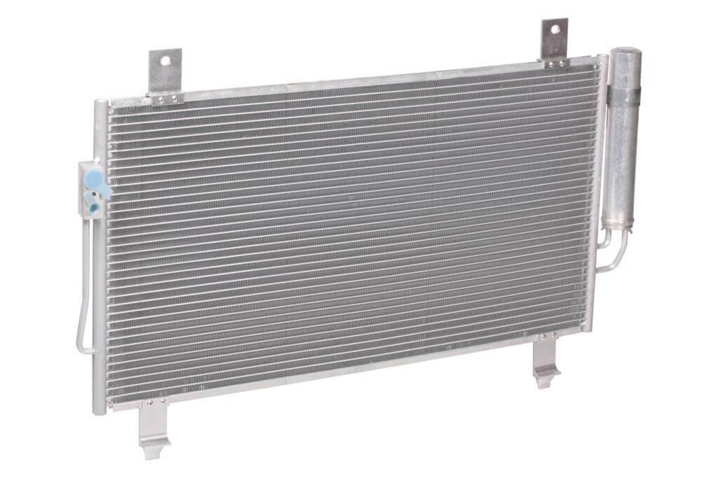 Радиатор кондиционера Mitsubishi OUTLANDER (12-) 2.0i/2.4i/3.0i