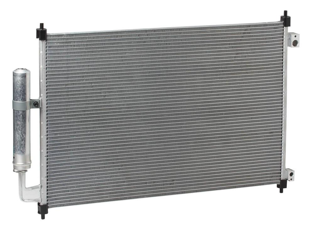 Радиатор кондиционера Nissan X-trail 2.0/2.2/2.5 (07-) АКПП/МКПП
