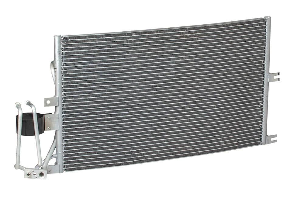 Радиатор кондиционера Opel Vectra B (95-)