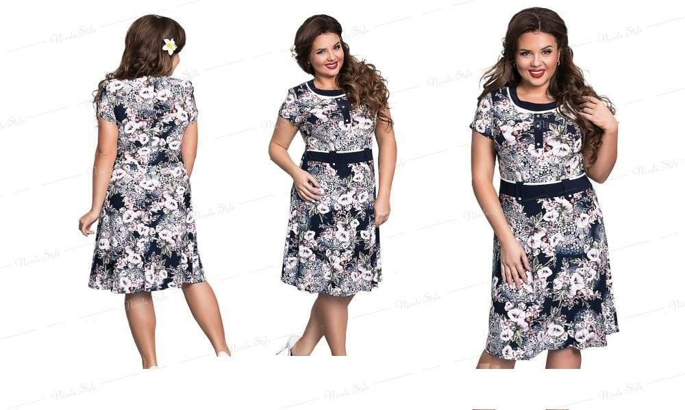 Платье женское №192-2 54