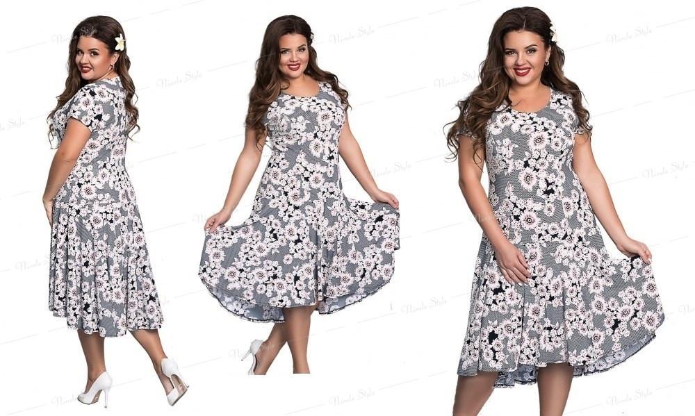 Платье женское №195-2 58