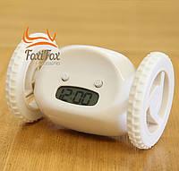 Прикольный убегающий будильник Alarm Clocky, фото 1