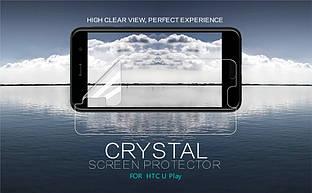 Защитная пленка Nillkin Crystal для HTC U Play