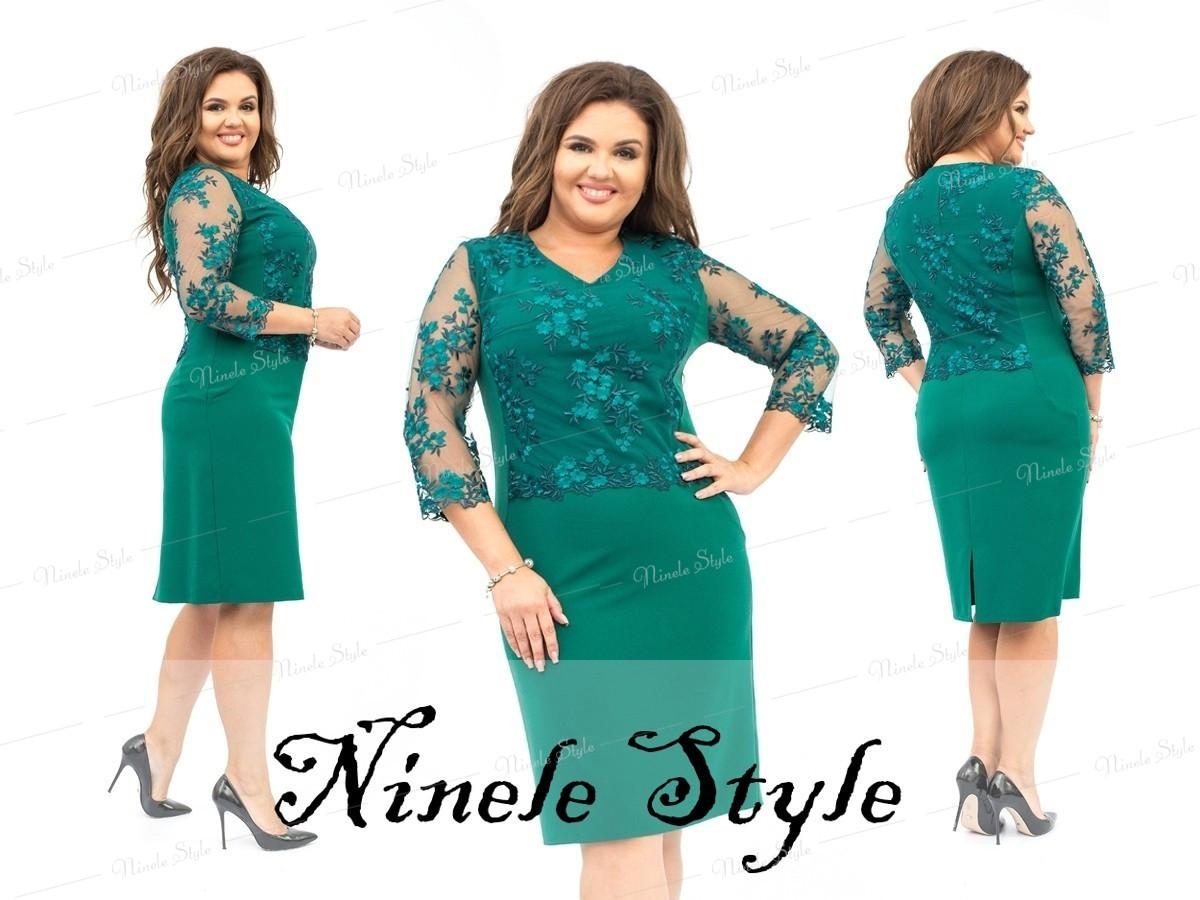 Платье женское модель 333-4 54