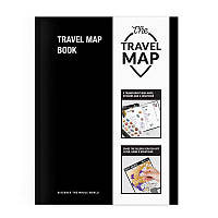 Планер путешествий Travel Map Book, англ. (TMB)