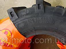 Резина на мотоблок 6.00-12 десяти слойная Casumina Вьетнам, фото 3