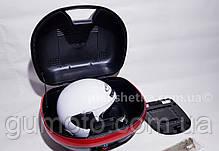 Кофр для мотоцикла багажник HF-809, фото 3