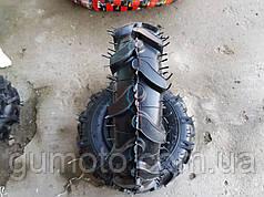Резина на мотоблок 3.50-6 с камерой 4 PR