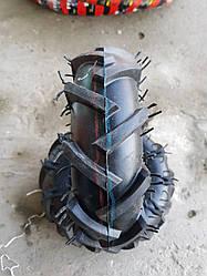Резина на мотоблок 3.50-4 с камерой 4 PR