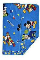 Плед, одеяло, конверт для новорожденных детское для девочки Микки